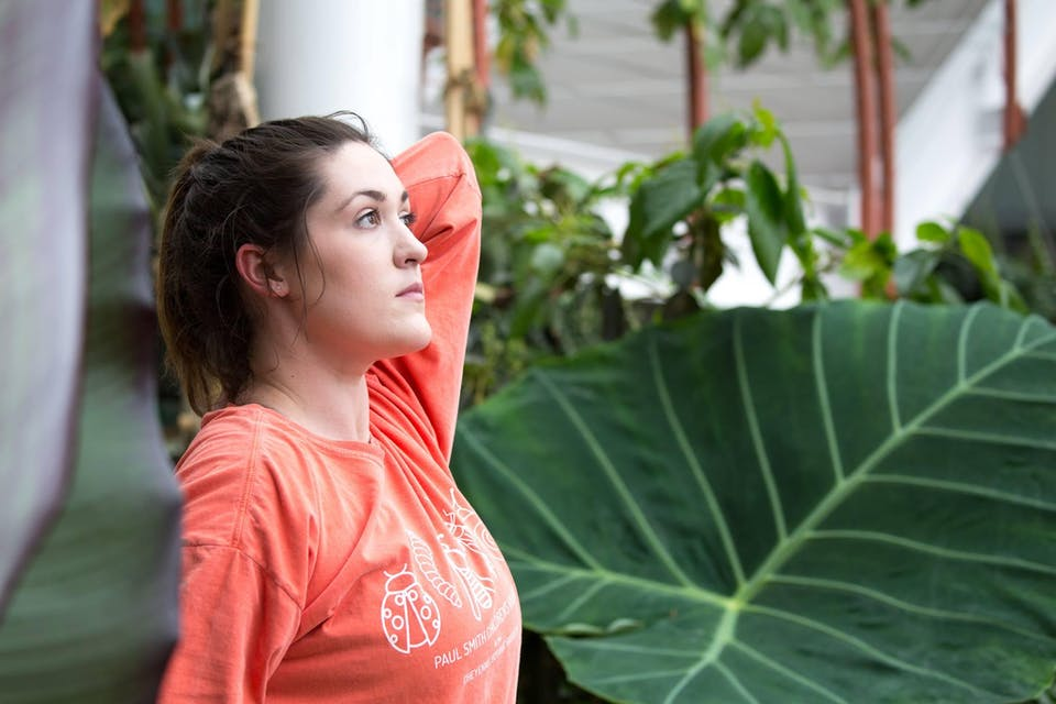 Blossom Yoga at the Gardens-August
