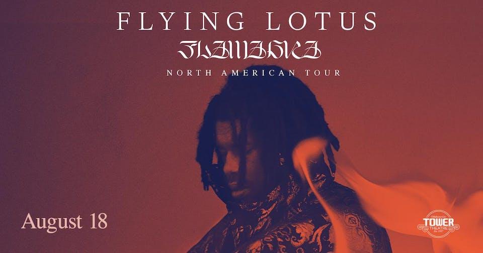 Flying Lotus in 3D