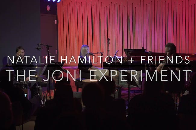 The Music of Joni Mitchell with Natalie Hamilton