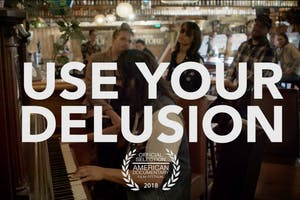"""Man Man """" Use Your Delusion""""  Tour Documentary Screening"""