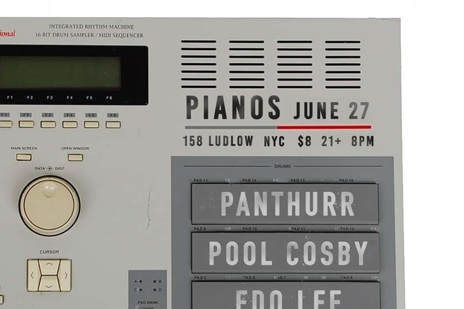 Panthurr, Pool Cosby, Edo Lee, Little Distractions