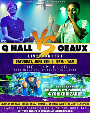q hall vs. oeaux