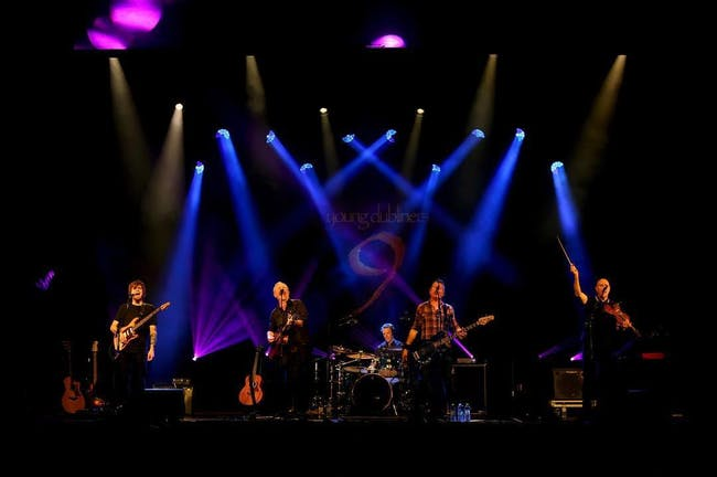 Young Dubliners at Mesa Theater