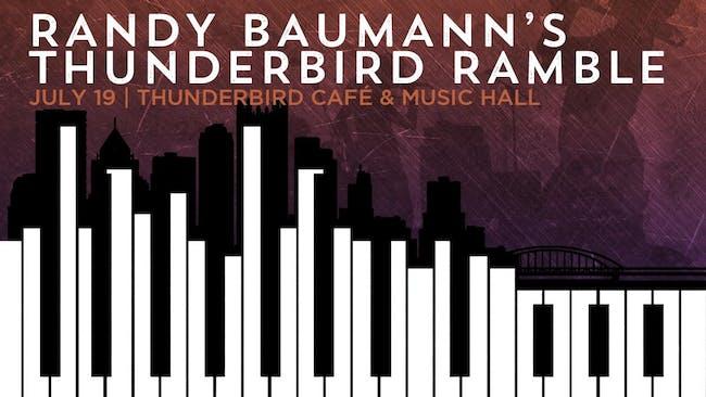 Randy Baumann's Thunderbird Ramble
