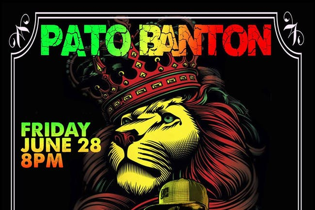 Pato Banton and The New Generation