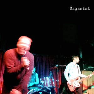 Saganist, Glowing Brain, No Guts