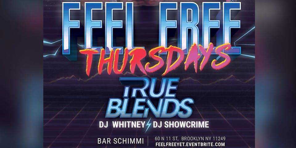 Feel Free Thursday