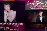 Patricia O'Callaghan and David Braid: Sweet Stolen Hours