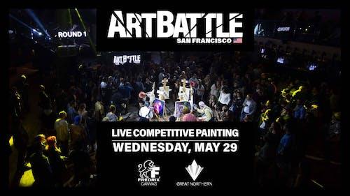 Art Battle San Francisco - May 29, 2019