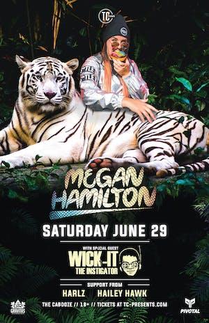Megan Hamilton EP Release Party