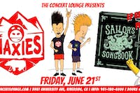 The Maxies & Sailor's Songbook (FREE SHOW)