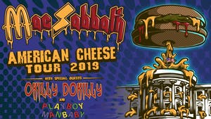 "Mac Sabbath ""American Cheese Tour"""