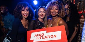 AFROLITUATION: LA's Biggest Afrobeat Experience Party