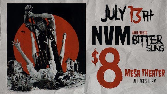 NVM at Mesa Theater
