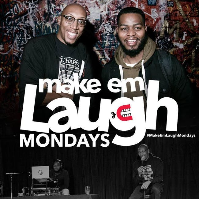 Make Em Laugh Mondays