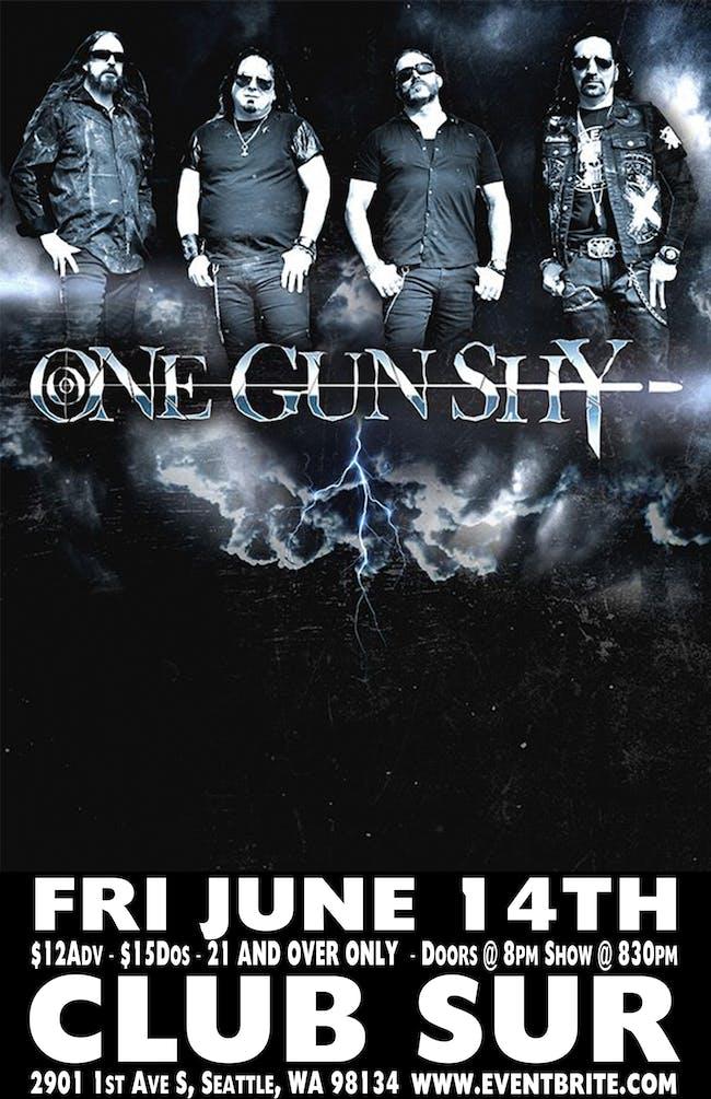 One Gun Shy/Disciples Of Dissent/Lorpan/ Voodoo Death Gun/Nocturnal Mayhem