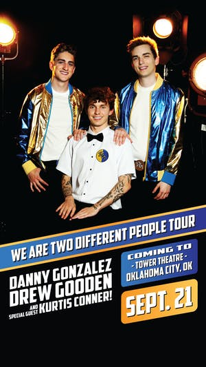 We Are Two Different People - Danny Gonzalez, Drew Gooden, & Kurtis Conner