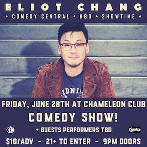 Eliot Chang
