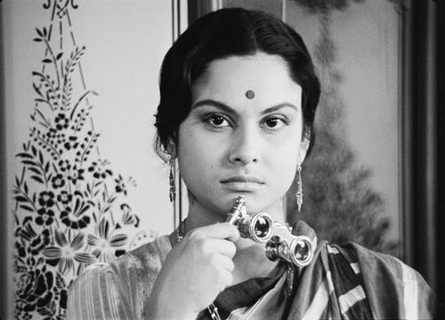 Satyajit Ray's CHARULATA + Ishu Patel's Short Film, PARADISE, on 16MM