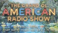 The Grand Ol' American Radio Show at the Ridglea Theater