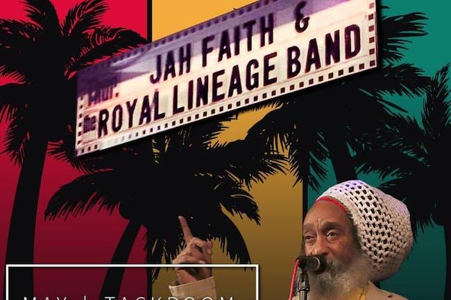 Jah Faith & The Royal Linneage Band With Rommel Henry Menjivar
