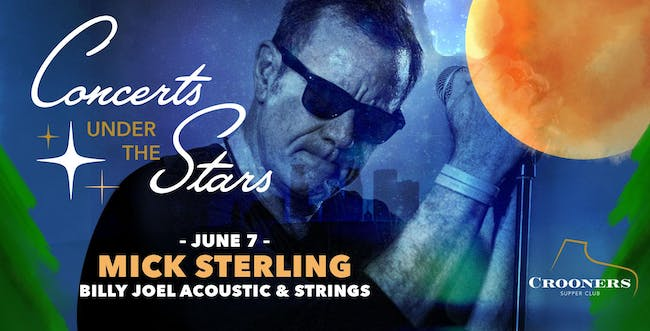 Mick Sterling Presents Billy Joel Acoustic and Strings