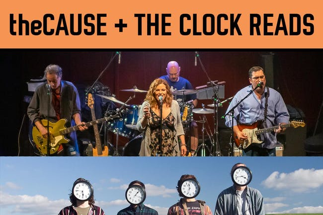 theCAUSE and The Clock Reads