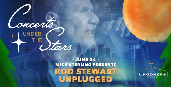 Mick Sterling Presents Rod Stewart Unplugged