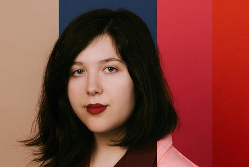 Lucy Dacus with Liza Anne