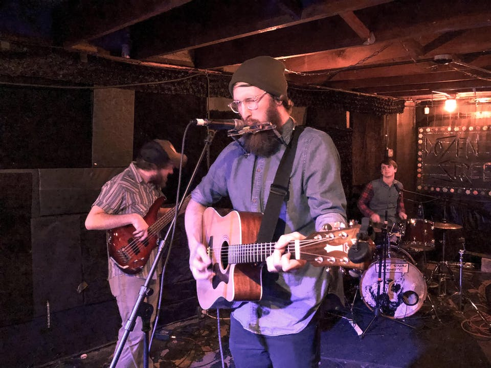 Half Man & The Whole Band with Paperback, Conwaythewhale, Bummertown @ Mohawk (Indoor)