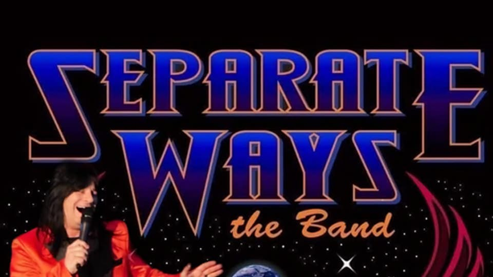 Separate Ways... The Ultimate Tribute To Journey - Last 25 Tickets!