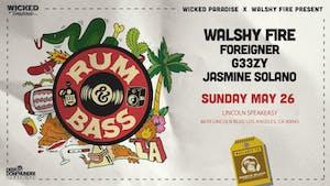 Rum & Bass: Los Angeles