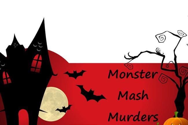 Monster Mash Murders Dinner Theatre