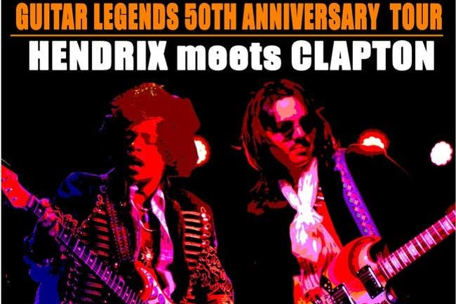 Guitar Legends: Hendrix Meets Clapton