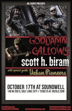 The Goddamn Gallows & Scott H Biram