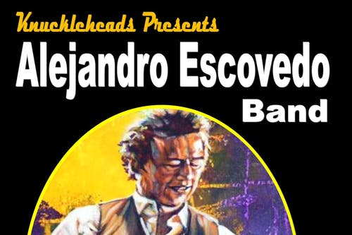 Alejandro Escovedo with Casey Neill