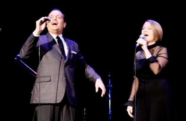 A Tribute to Steve and Eydie with Maud Hixson and Jason Richards