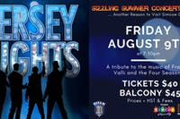 Sizzling Summer Series: Jersey Nights