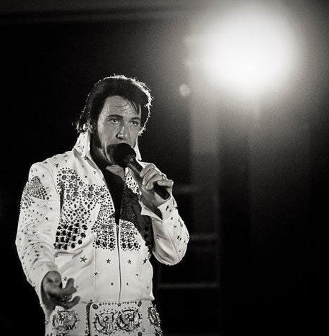 Jesse Garron's Tribute to Elvis