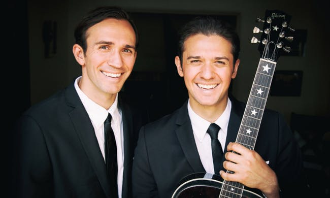 The Everly Brothers Experience Holiday Show