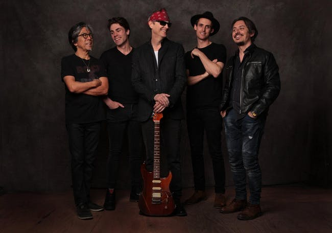 The BoDeans plus Dan Tedesco