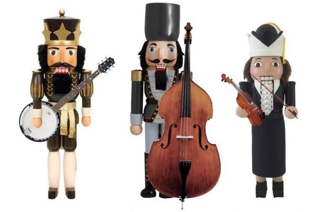 Bluegrass Nutcracker