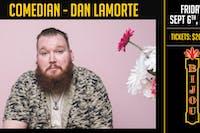Comedian - Dan LaMorte