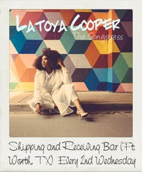 "LaToya ""The Songstress"" Cooper"