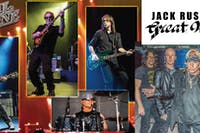 APRIL WINE and JACK RUSSELL'S GREAT WHITE