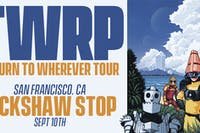 TWRP  and Rich Aucoin