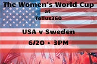 Women's World Cup: USA v Sweden