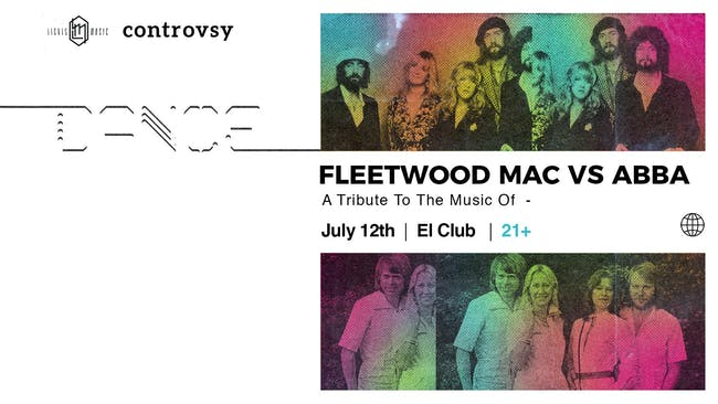 Fleetwood Mac vs ABBA (Dance Party)