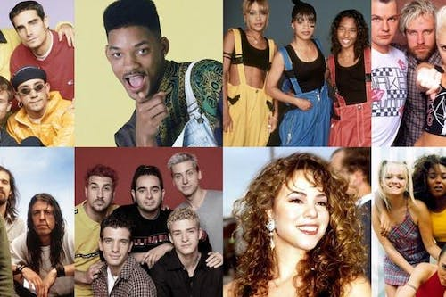 All That 90s Party - Detroit