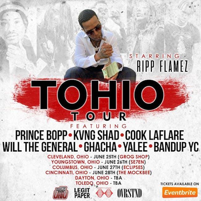 Ripp Flamez TOHIO Tour